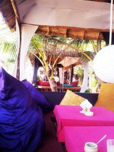 Lounge in Goa