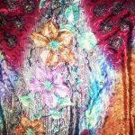 Indischer Sari