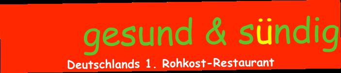 Copyright: Gesund und Südig - Homepage