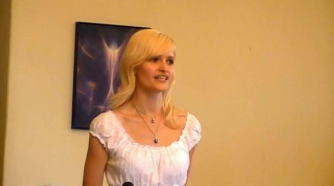"""Vortrag beim Indigo- und Kristallkinderkongress Mai 2011: Thema """"Alles über Engel"""""""