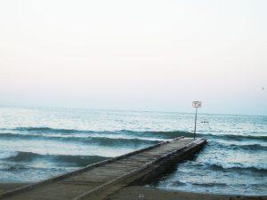 Steg am Meer Jesolo