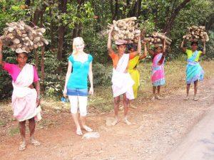 Holzfrauen