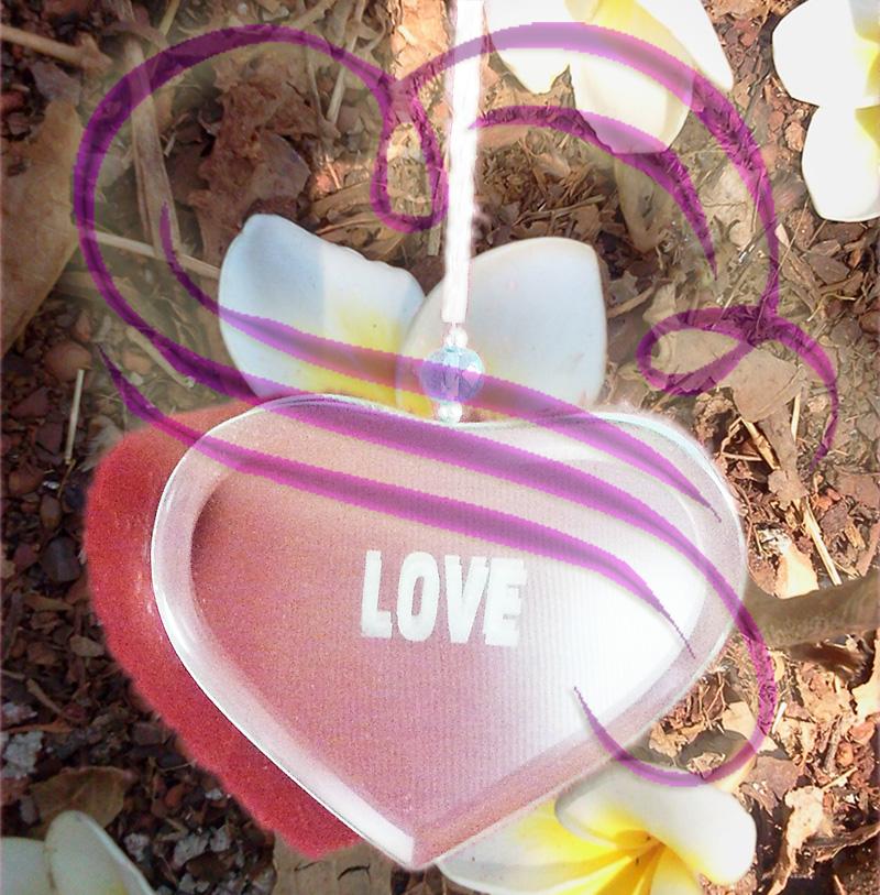 Das Herzchakra heilen – Eine kleine Übung