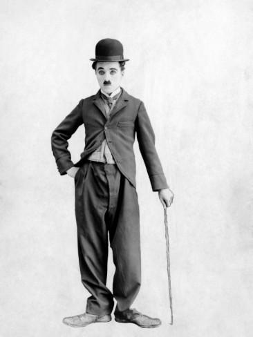 Charlie Chaplin about Self-Love
