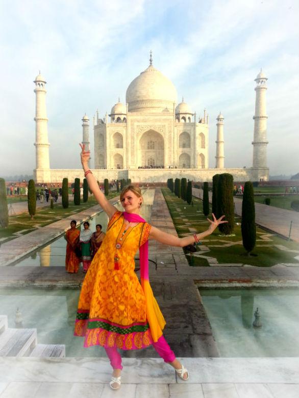 Reihe: Indien – Anders als man denkt! Teil 3 von 5: Agra – Symbol der Liebe