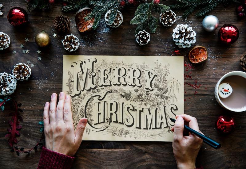 Frohe Weihnachten 2017 & guten Rutsch ins Jahr 2018