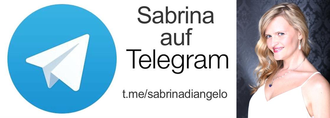 Sabrina DiAngelo auf Telegram